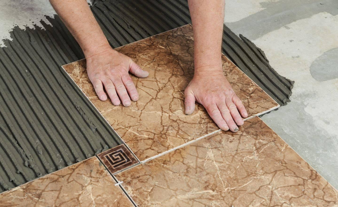Как положить плитку на деревянный пол: можно ли положить плитку на деревянный пол и как правильно