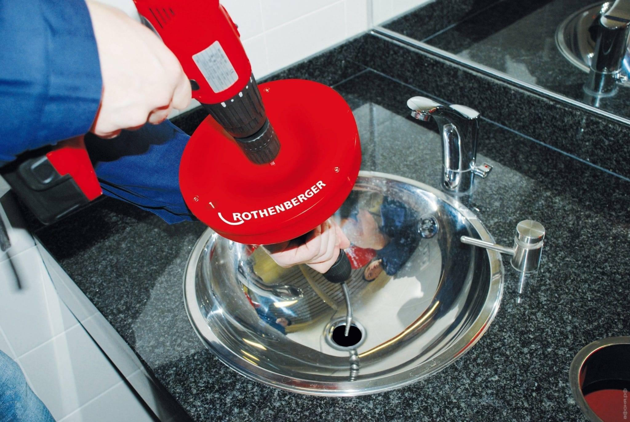 Как прочистить канализацию своими руками