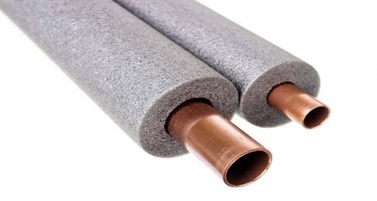 Утепление труб водоснабжения в частном доме: как и чем утеплить водопровод на даче, утеплитель для водопроводных труб