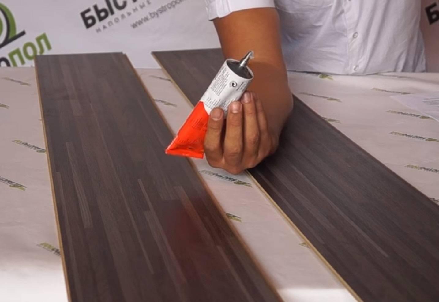 Можно ли покрасить ламинат в другой цвет: технология работ