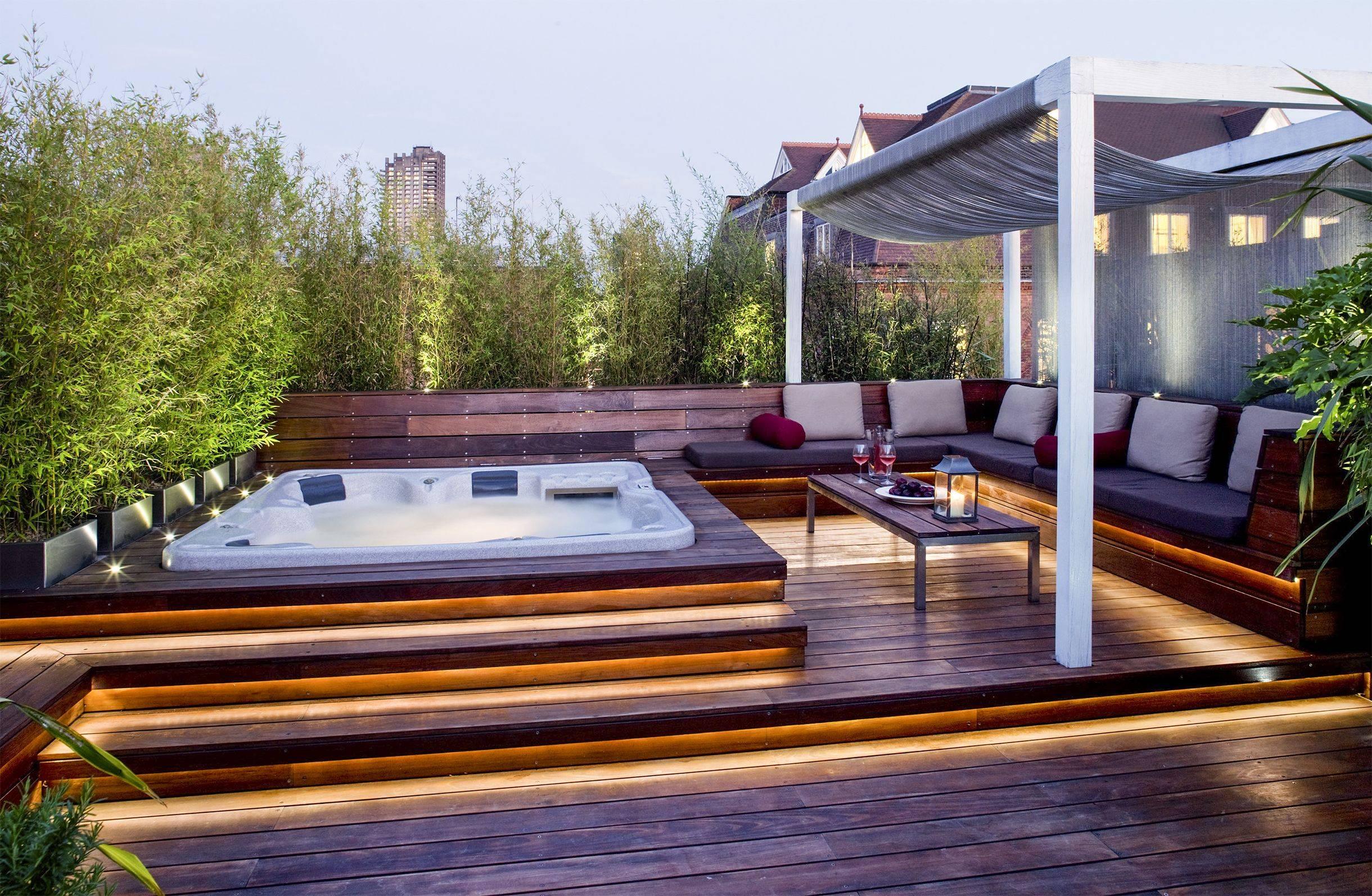 Терраса на крыше дома: фото, как сделать, проекты, с мансардой