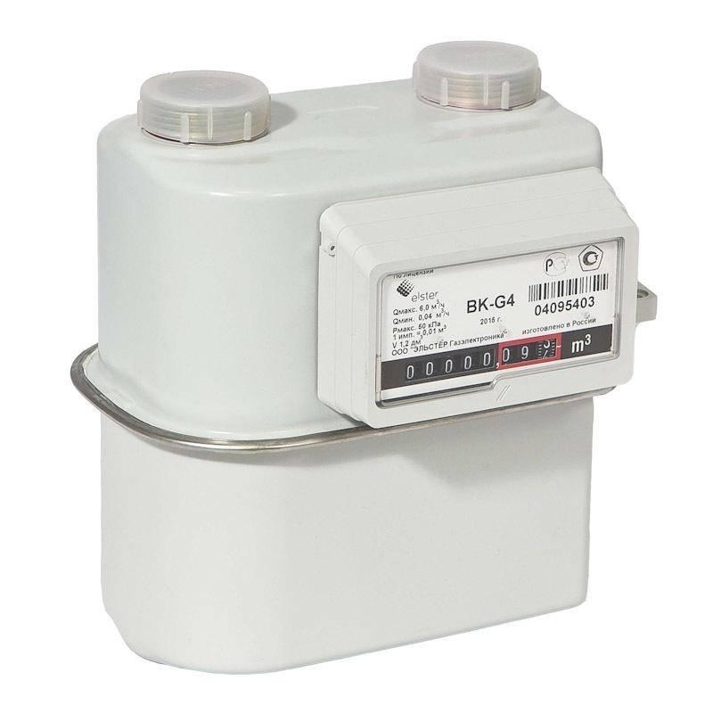 Все о механических газосчетчиках: плюсы и минусы, обзор марок и моделей