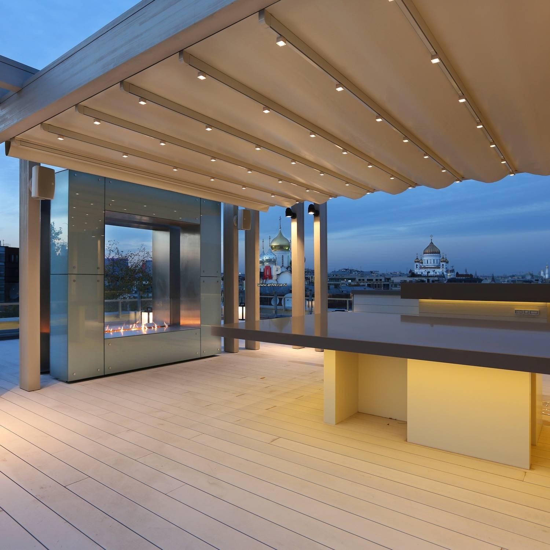 Раздвижные крыши их классификация по типу и виду, метериалы для монтажа - самстрой - строительство, дизайн, архитектура.