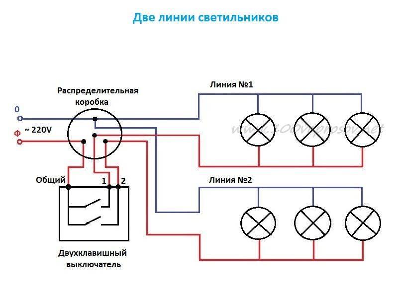 Как подключить светодиодный светильник к сети 220в