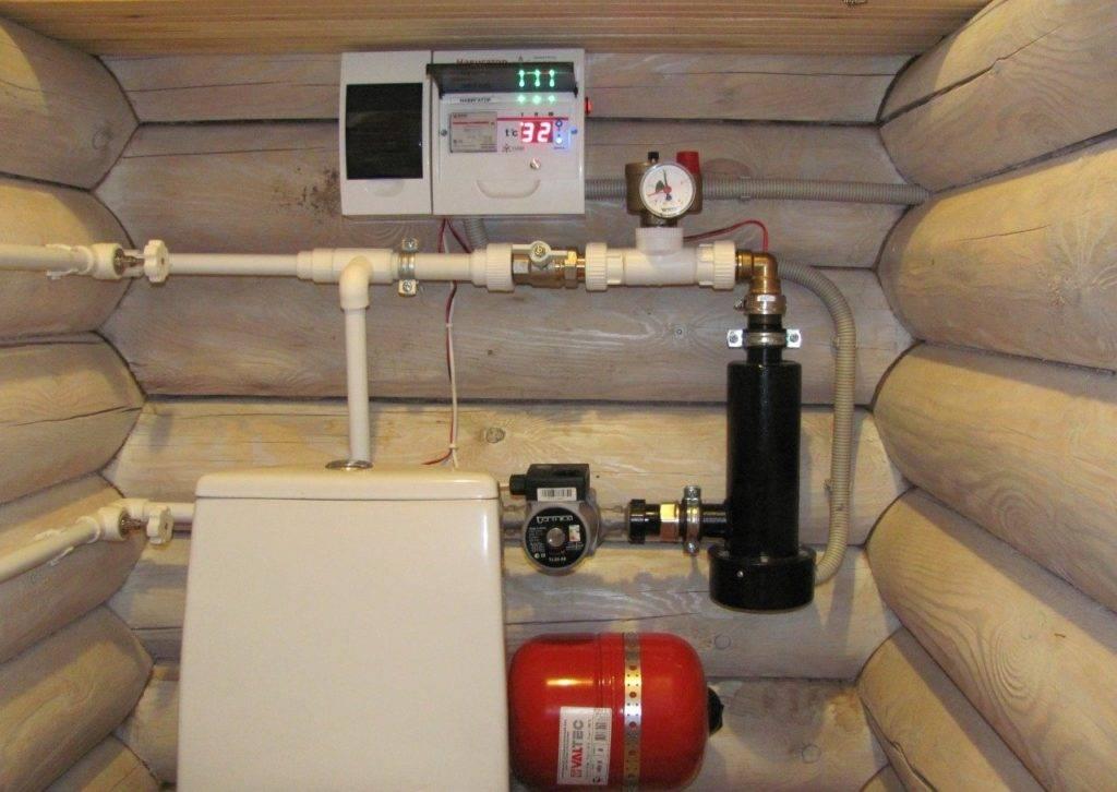 Как выбрать отопление дачного дома?