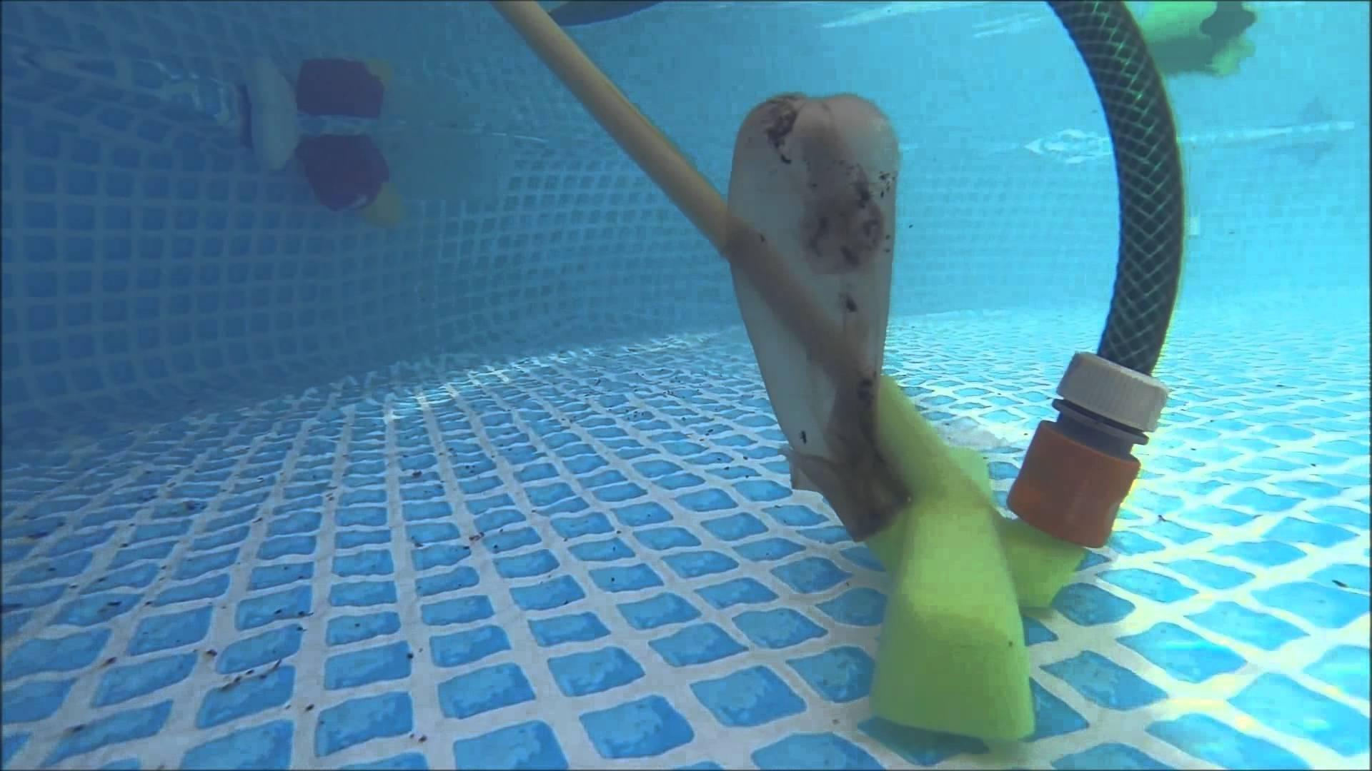 Как пользоваться пылесосом для бассейна: как использовать ручной водный прибор, пылесосить роботом, чистить дно и стенки?