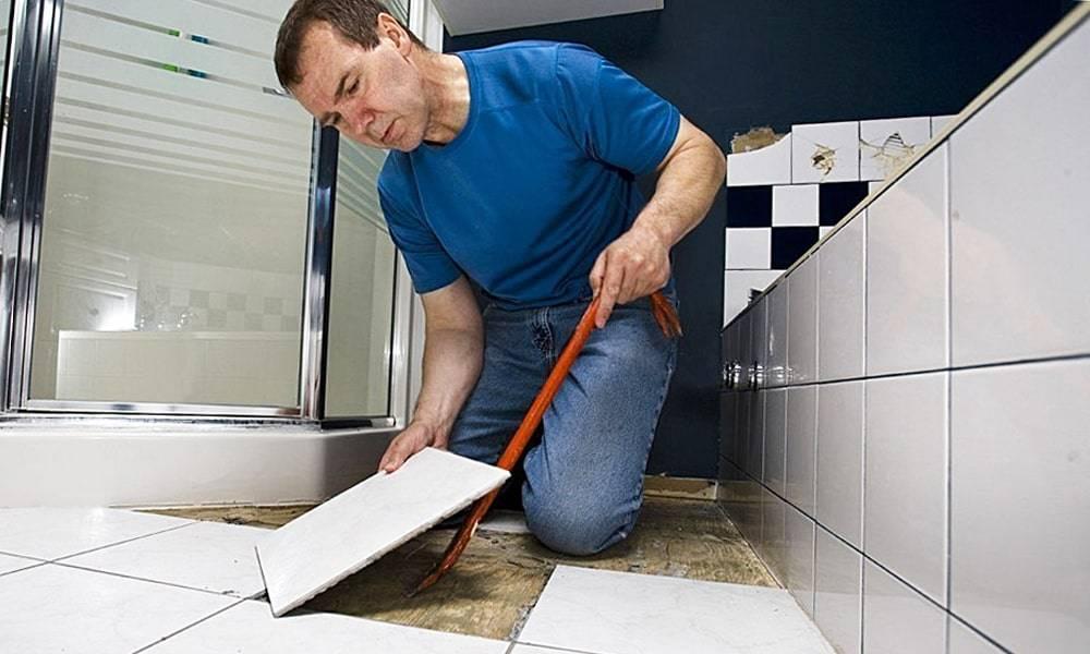 Последовательность ремонта в ванной комнате - 90 фото всех этапов!
