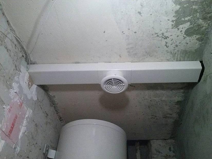 Как сделать вентиляцию в туалете частного дома своими руками