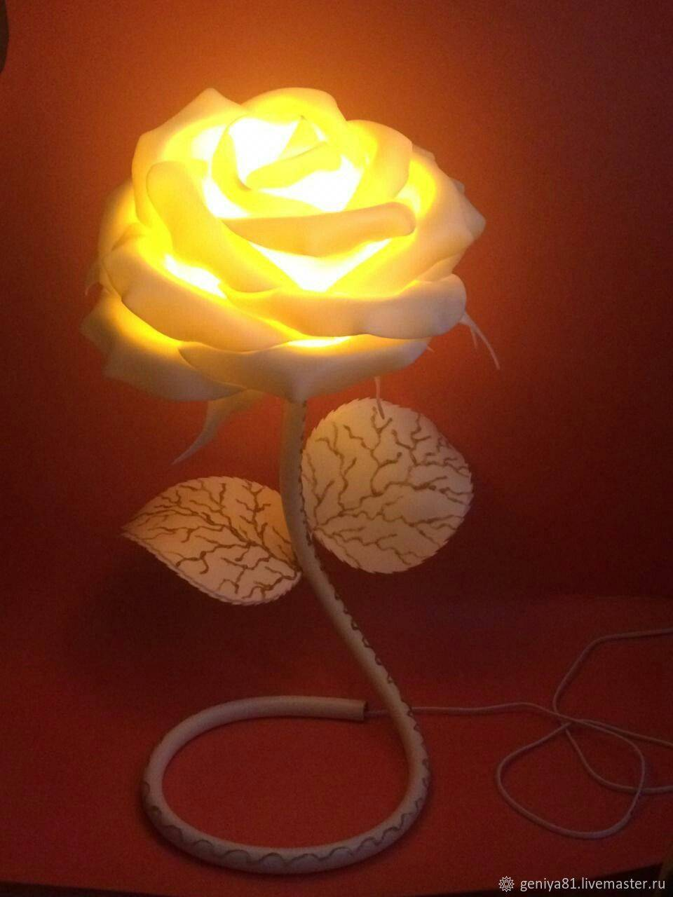 Детские светильники из изолона: для мальчиков и девочек, делаем ночники для детей своими руками по мастер-классу