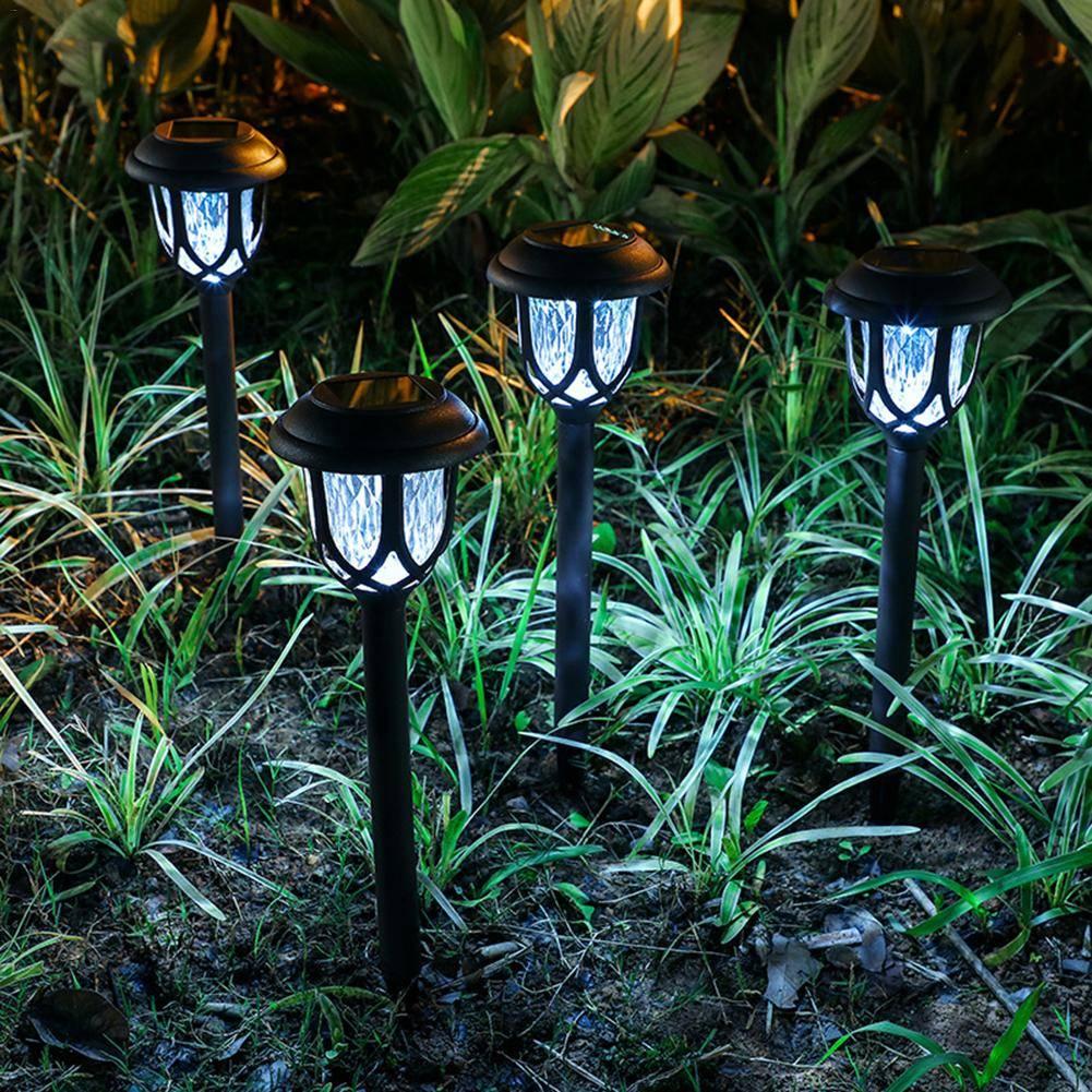 Светильники с использованием солнечных батарей
