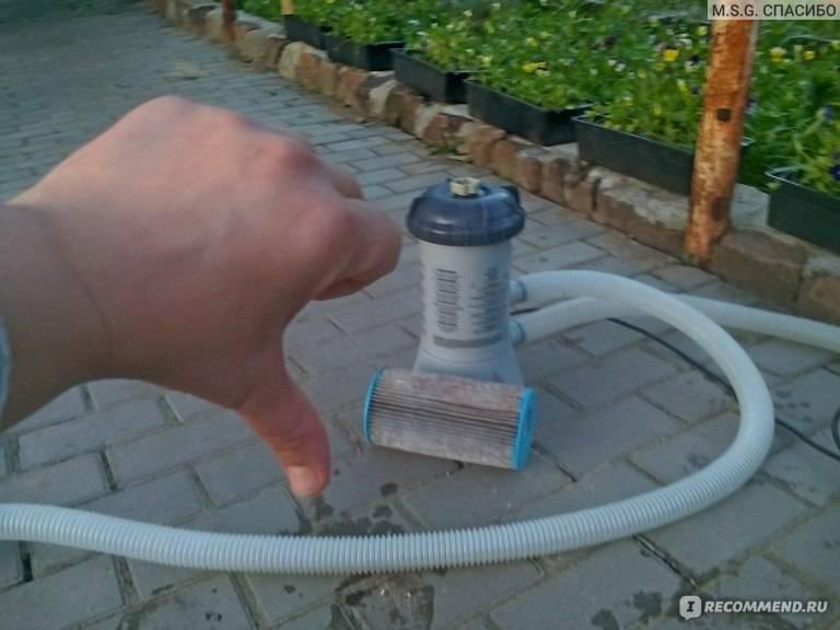 Пылесос для бассейна своими руками