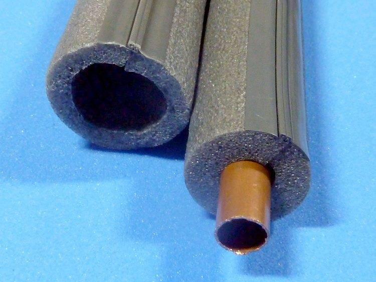 Технические характеристики и особенности утеплителей для труб energoflex