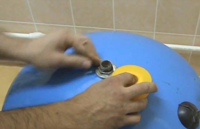 Замена мембраны в гидроаккумуляторе: признаки износа, подготовка и этапы ремонта