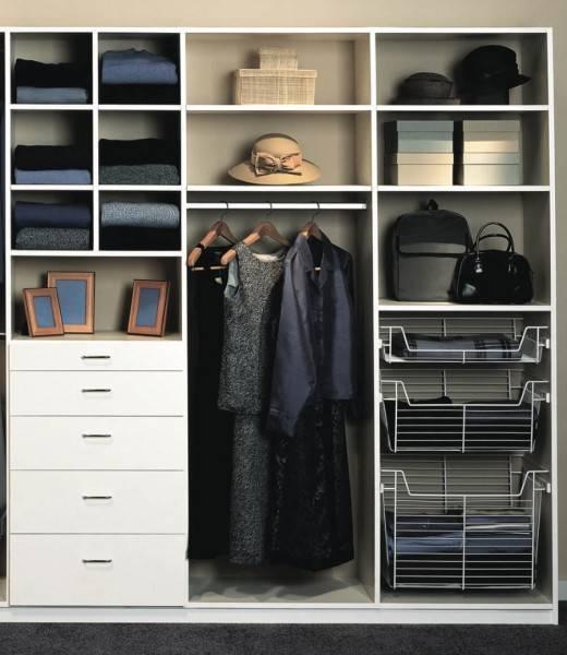 Наполнение шкафов-купе: фото с размерами и 75 лучших реализаций