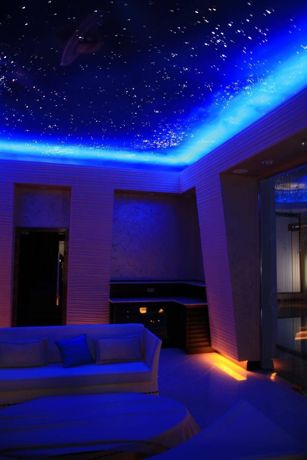 Потолочное освещение (67 фото): варианты для натяжных потолков из гипсокартона, примеры дизайна в стиле лофт, виды освещения