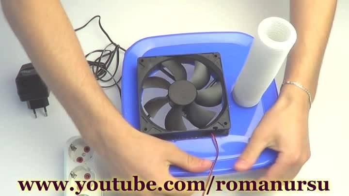 Кондиционер своими руками в домашних условиях: как сделать самодельный кондиционер для дома из вентилятора? как самому изготовить из холодильника?
