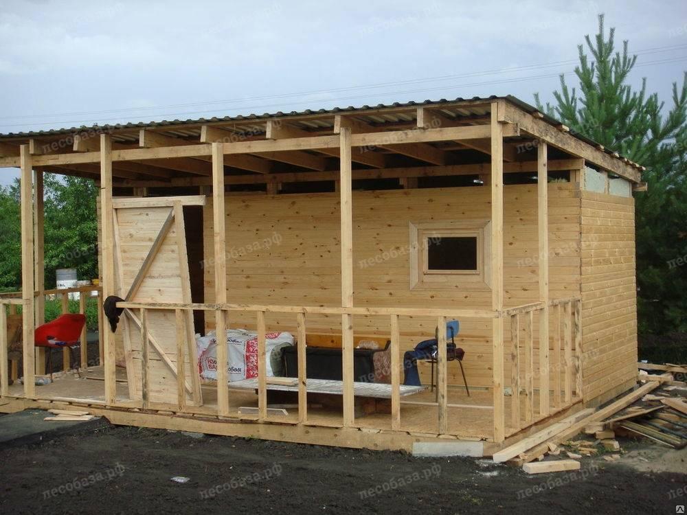 Счего начинать строительство дачного дома?