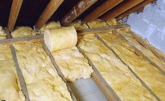 Варианты утепления потолка в бане своими руками