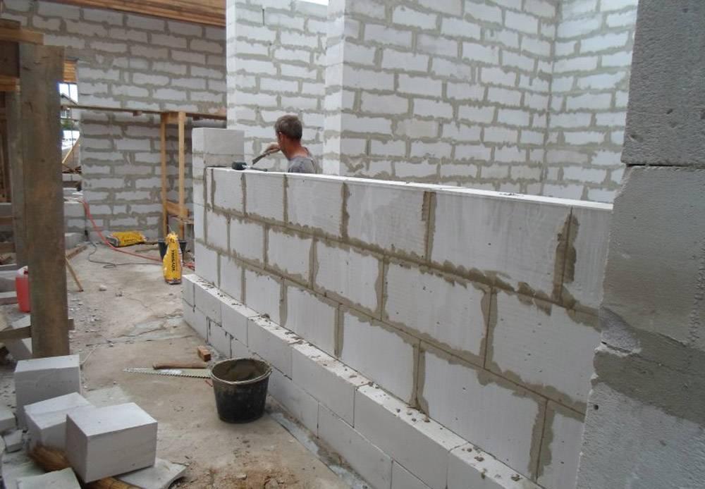 Строительство домов из газобетона: комфорт по выгодной цене