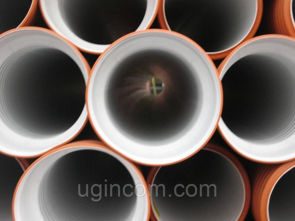 Отличительные особенности рыжей канализационной трубы: виды, размеры, плюсы и минусы, применение и как монтируется