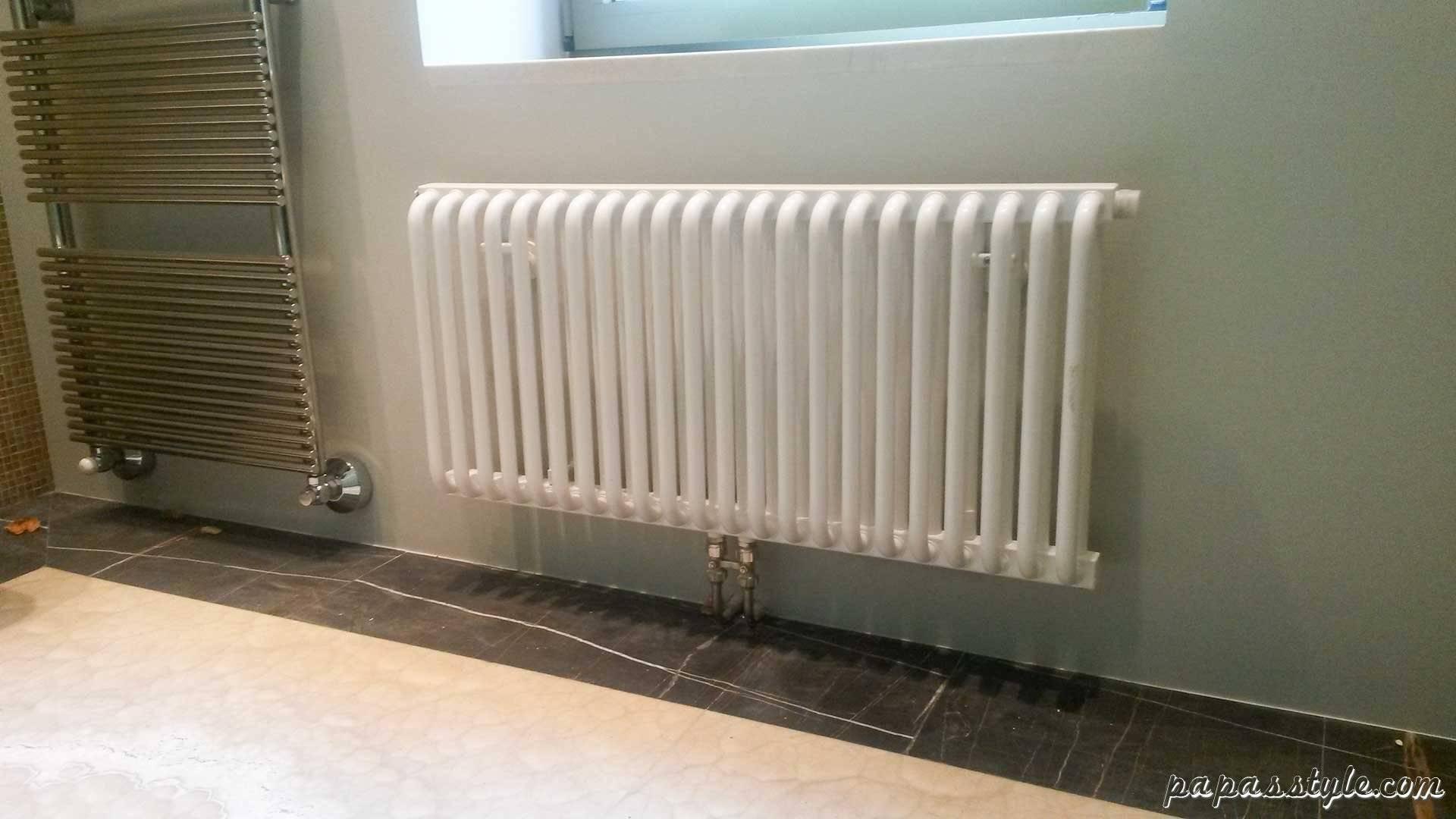 Особенности биметаллических радиаторов с нижним подключением - строй-шпаргалка