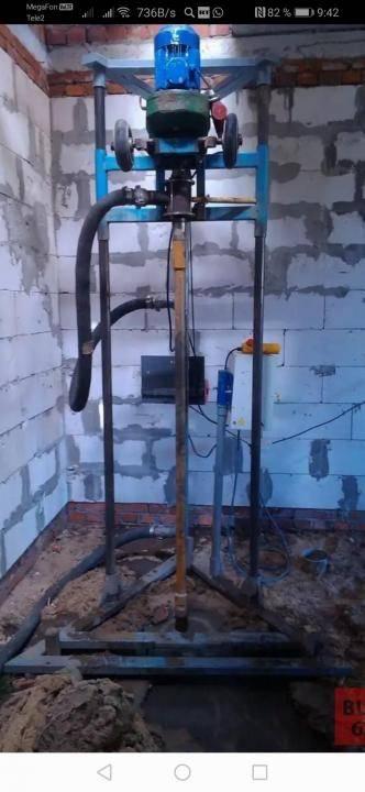 Как сделать буровую мини скважину под воду: инструкция бурения своими руками и видео установки оборудования