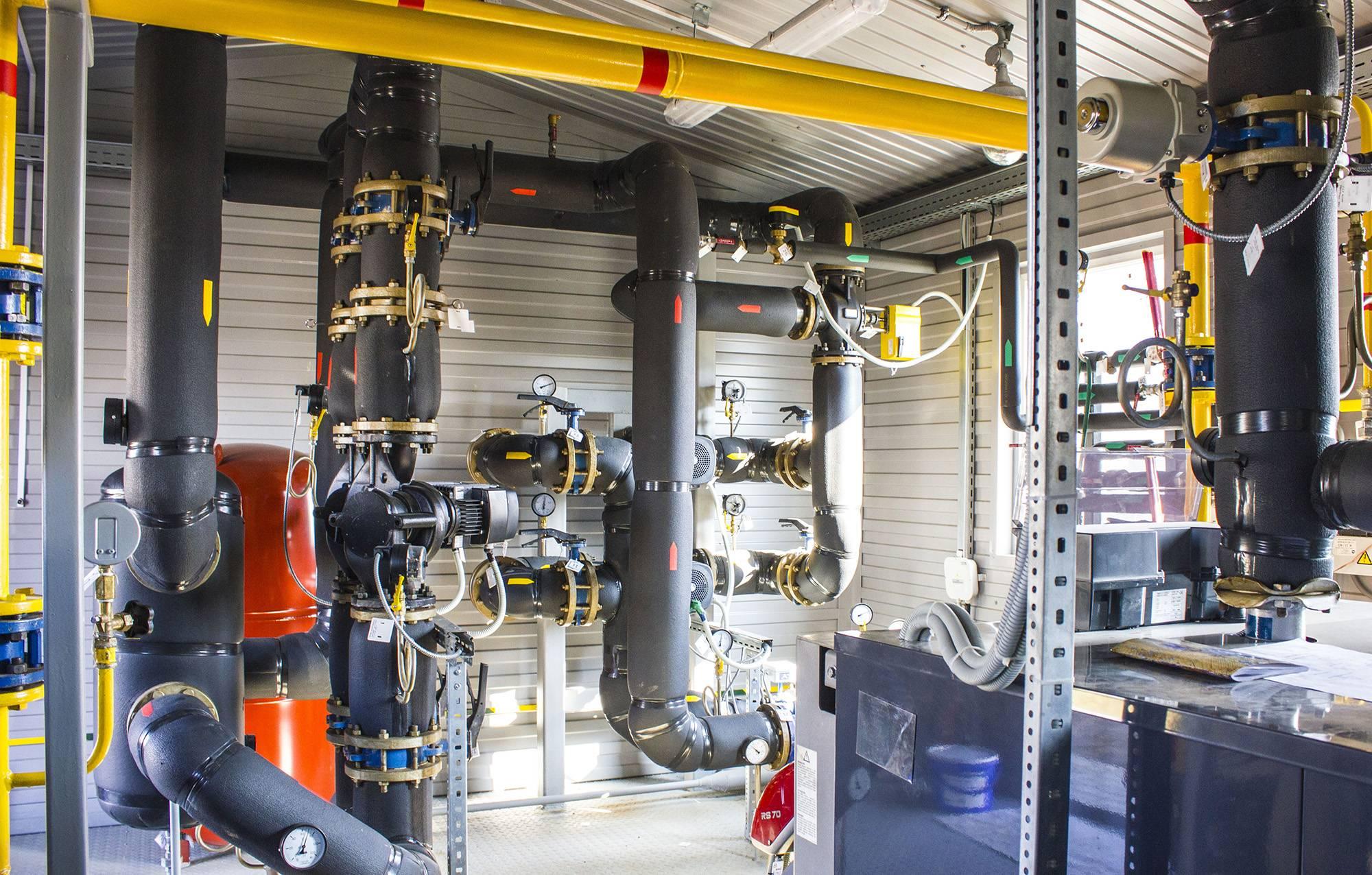 Купить газовую блочно-модульную котельную бмк-9 мощностью 9 мвт в санкт-петербурге и ленинградской области | тгв-альянс