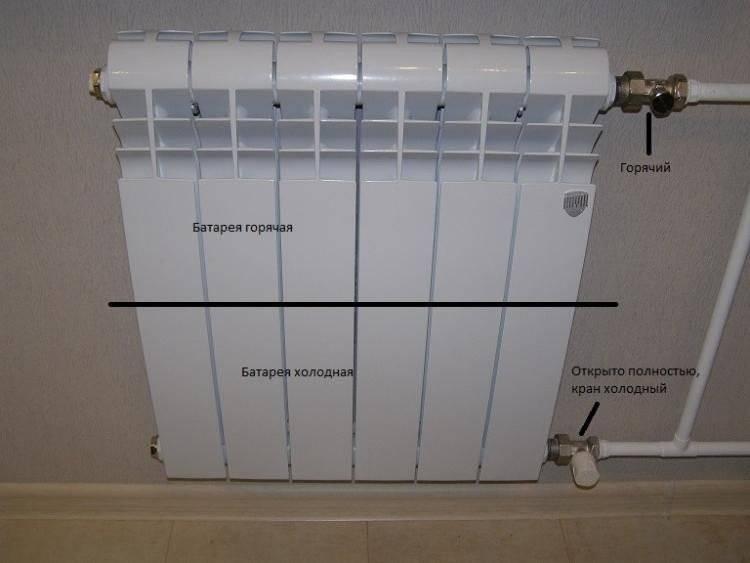 Нижнее подключение радиаторов отопления   всё об отоплении