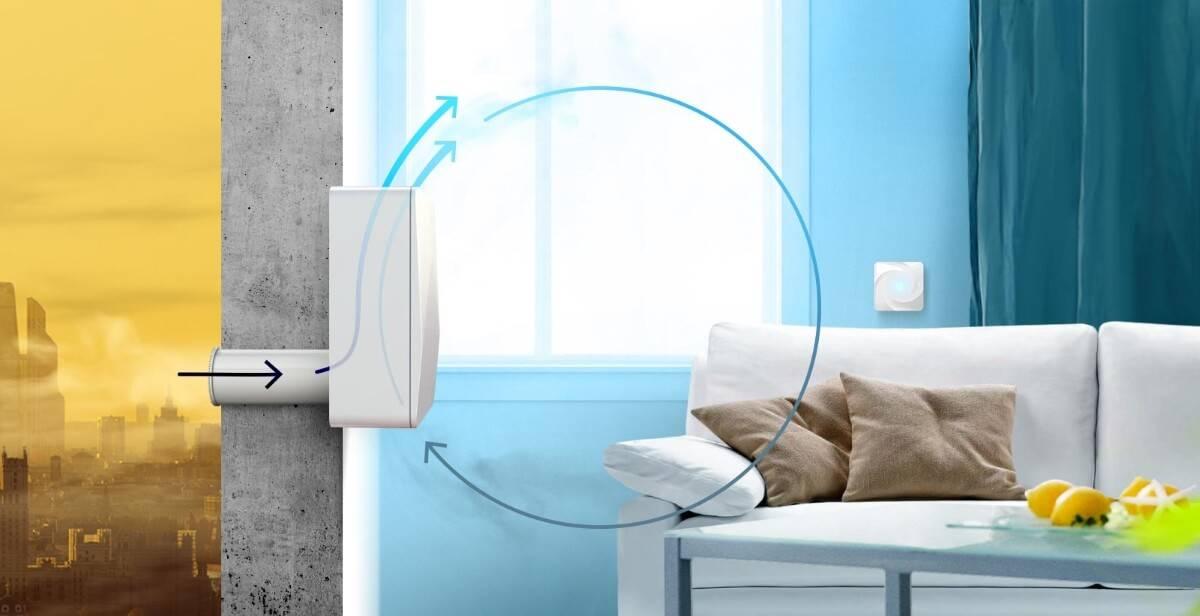 Что лучше установить кондиционер или приточную вентиляцию | в чем разница