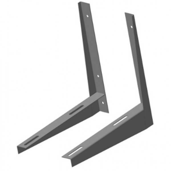 Какой кронштейн для крепление наружного блока кондиционера использовать?