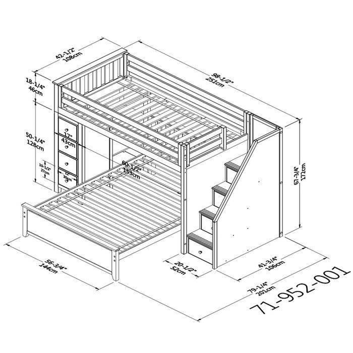 Инструкция по изготовлению кровати-чердака своими руками для новичков