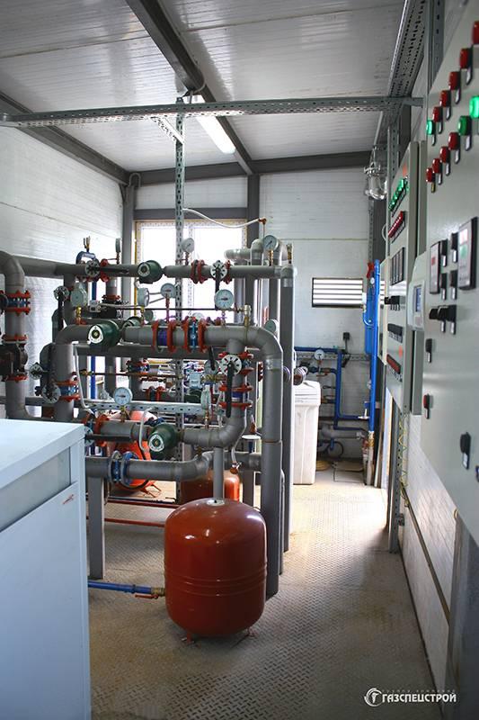 Газовая котельная для многоквартирного дома: варианты организации и особенности устройства