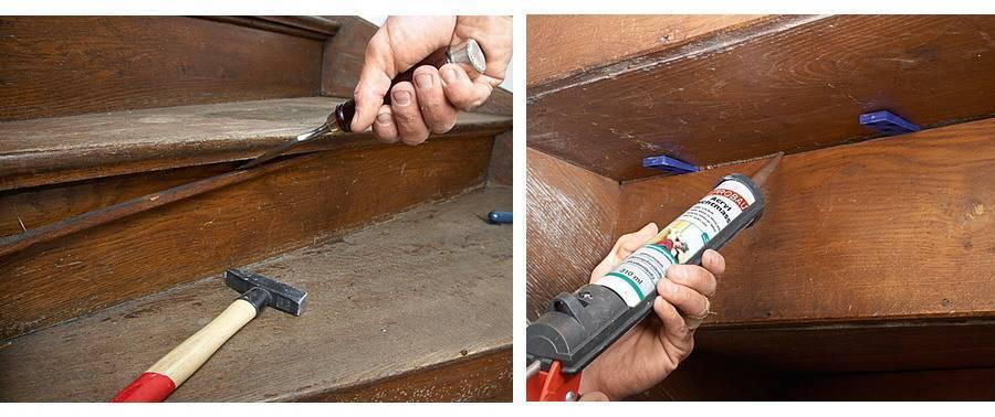 Как убирают скрип деревянных полов в квартире, как определить проблемную зону