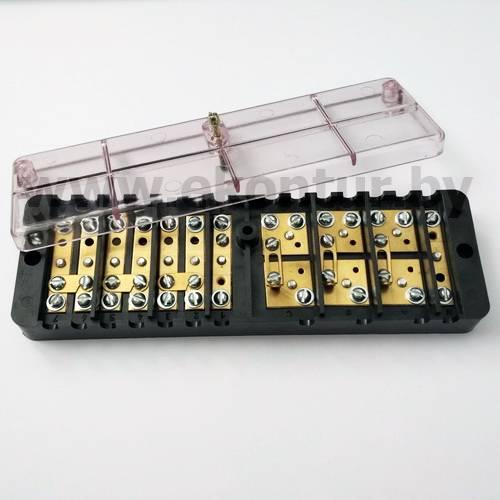 Икк: назначение и схема подключения испытательной переходной колодки совместно с электросчётчиком