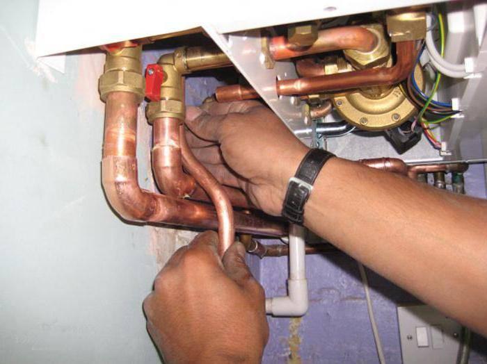 Требует предельной осторожности! принципы замены газового котла в частном доме