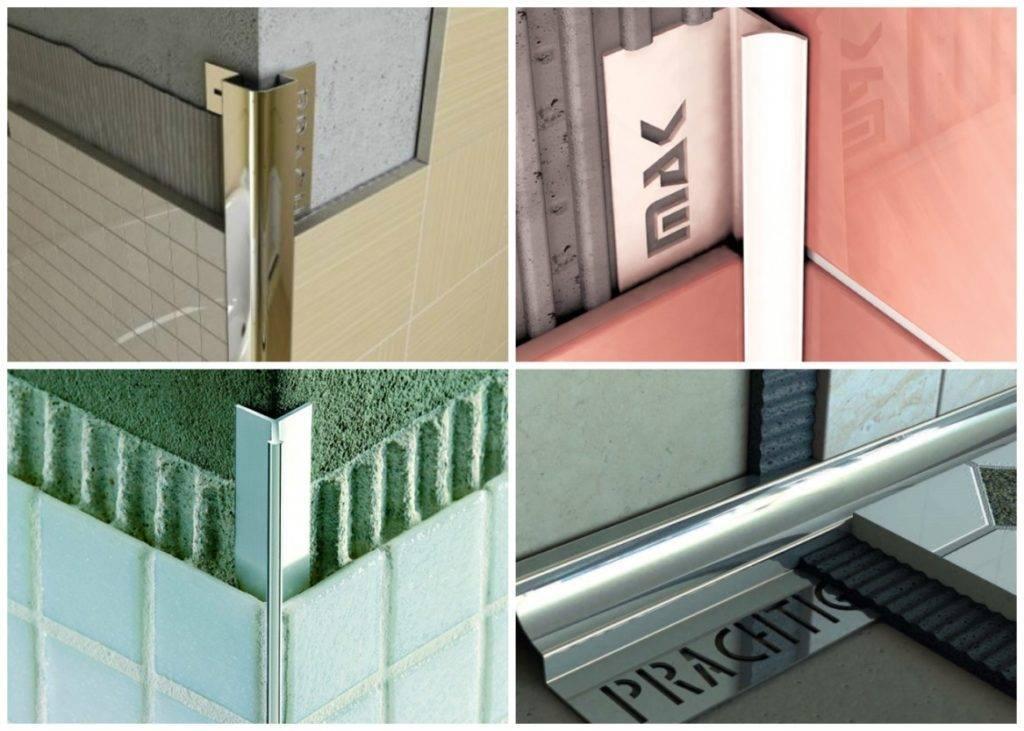 Уголки пластиковые для защиты углов стен: для выравнивания
