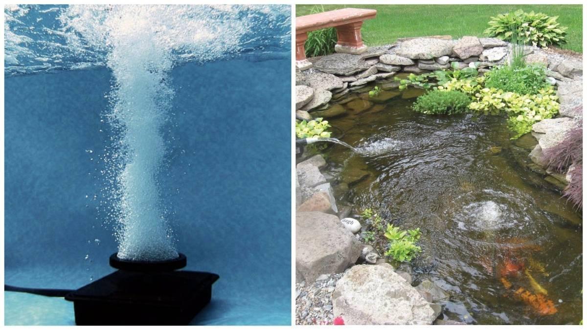 Как сделать аэратор для воды из скважины своими руками - жми!