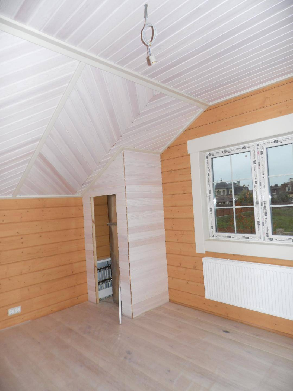 Внутренняя отделка деревянного дома – советы специалиста – свой дом мечты