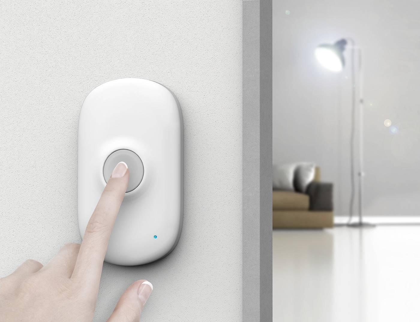 Беспроводной звонок на входную дверь: устройство, монтаж