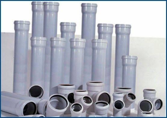 Канализационные трубы из пвх – свойства, размеры, использование