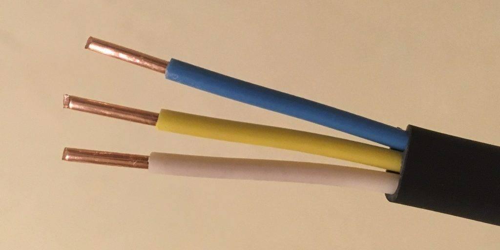 Какого цвета и как обозначаются провода ноля, фазы и земли в электрике?