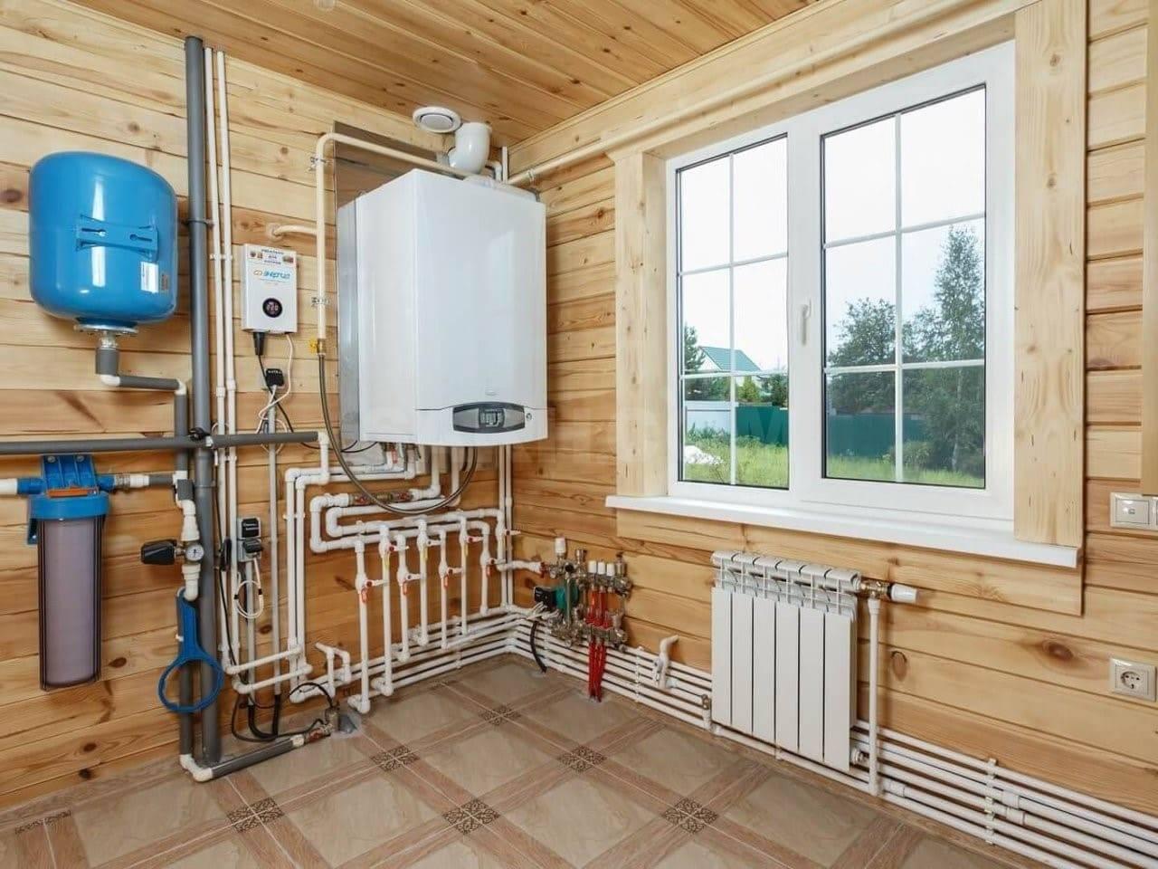 Отопление частного дома: система в загородном своими руками, водяное и какое лучше, виды