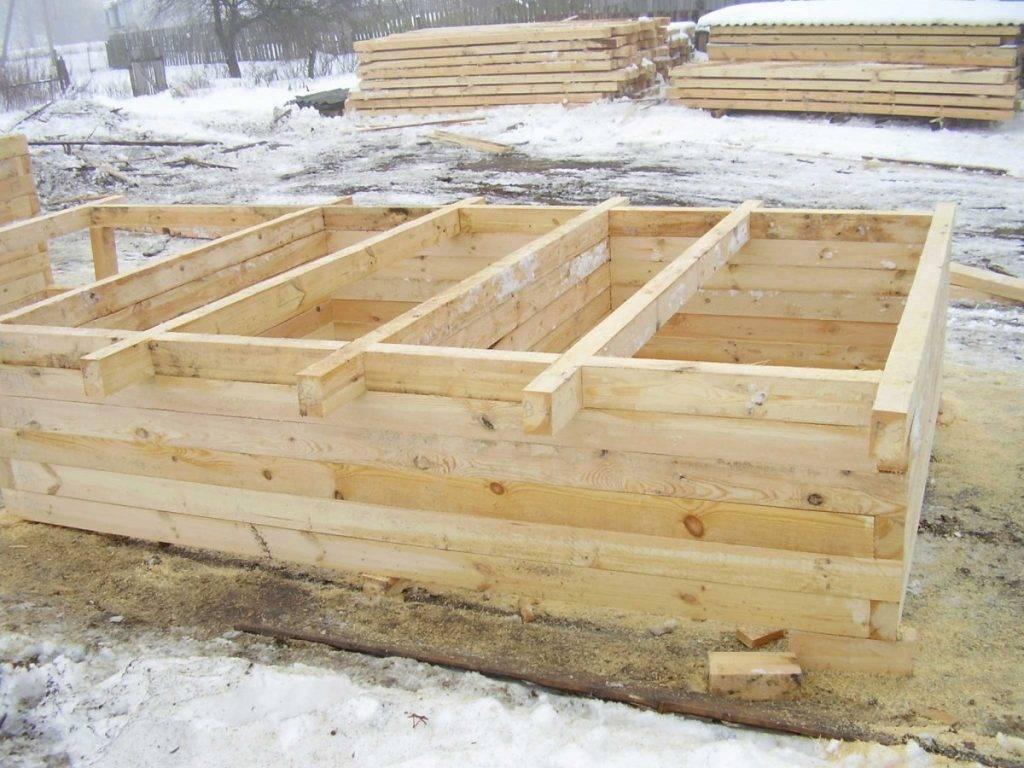 Строим дом из бруса своими руками для постоянного проживания