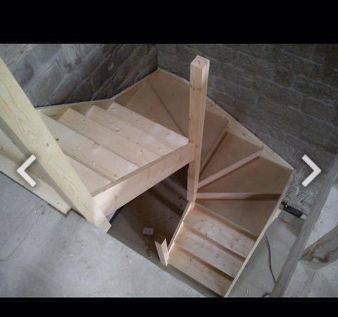 Лестница в погреб своими руками - описание работ