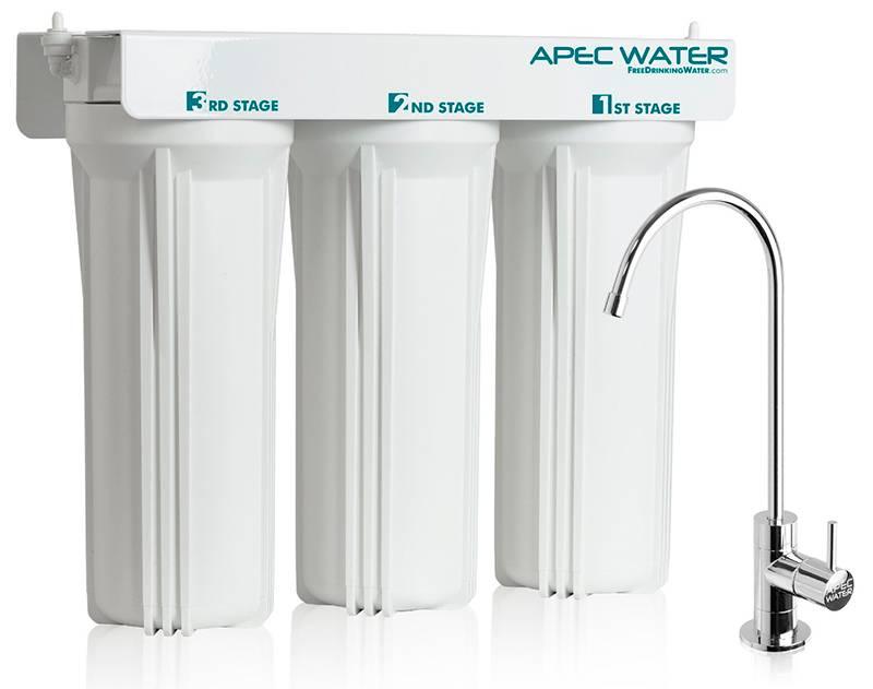 Какой фильтр для воды для выбрать: подробное руководство