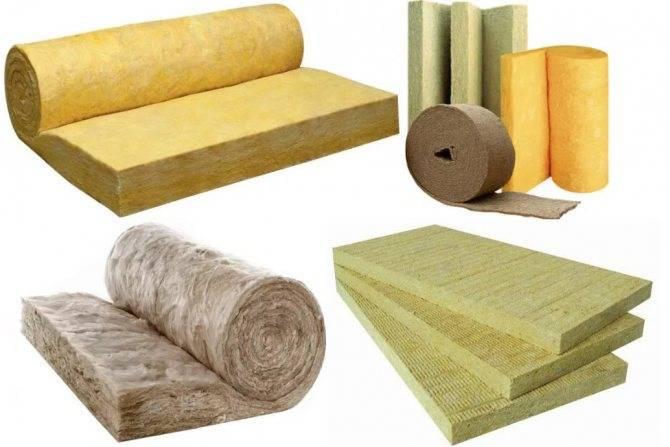 Утеплитель для стен частного дома: как выбрать, виды материалов для внутреннего и наружного утепления