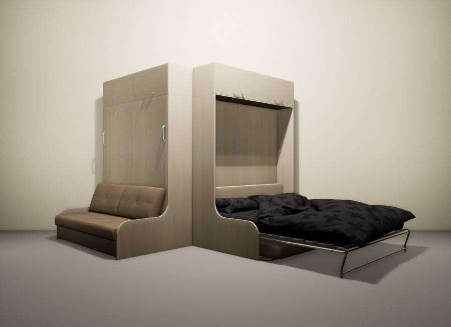 Трансформируемая мебель (35 фото) - unews