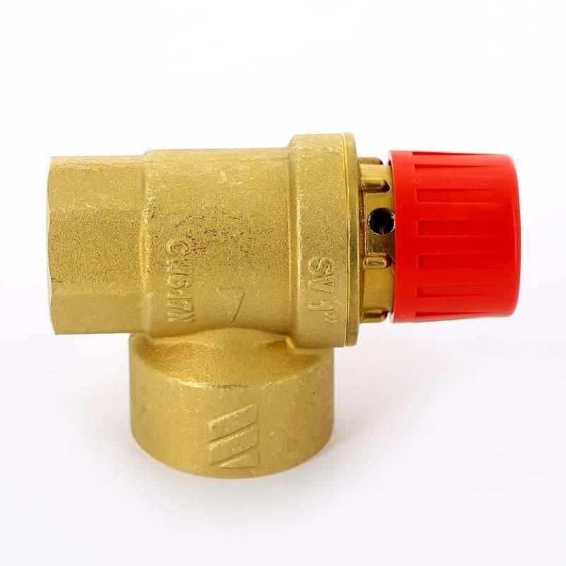 Предохранительный клапан - описание, принцип действия, классификация. продажа предохранительных клапанов в спб.