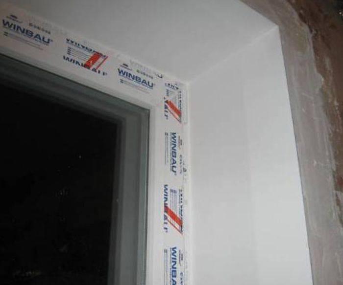 Отделка наружных откосов на окнах: различные варианты