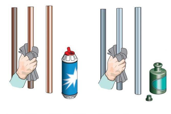 Как и чем покрасить столб для забора
